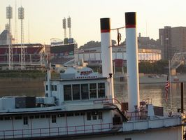 Mississippi River Boat Histoire