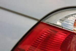 Comment remplacer Tail Lights & Blinkers
