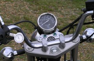 Comment tracter une Honda Goldwing 1500