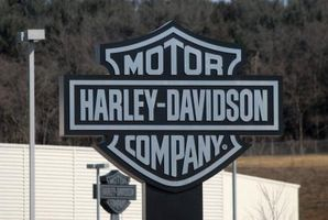 Comment percer chicanes sur une Harley Stock Silencieux